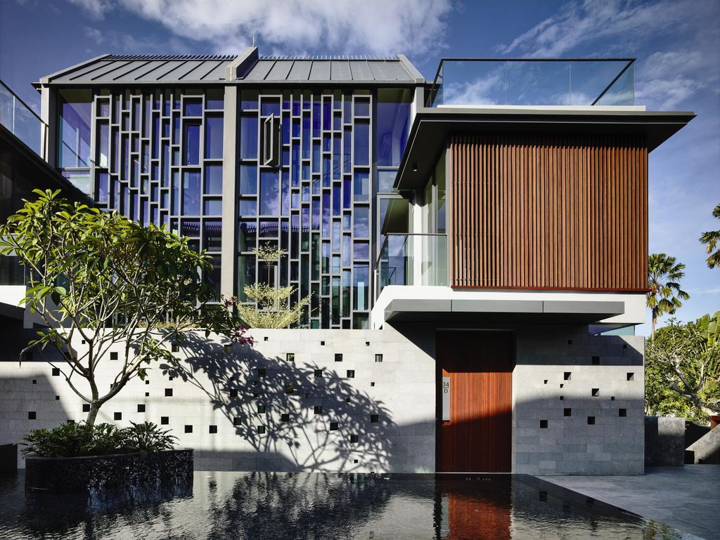 Modern, Landed, Toh Crescent, Architect, HYLA Architects, Flora, Jar, Plant, Potted Plant, Pottery, Vase