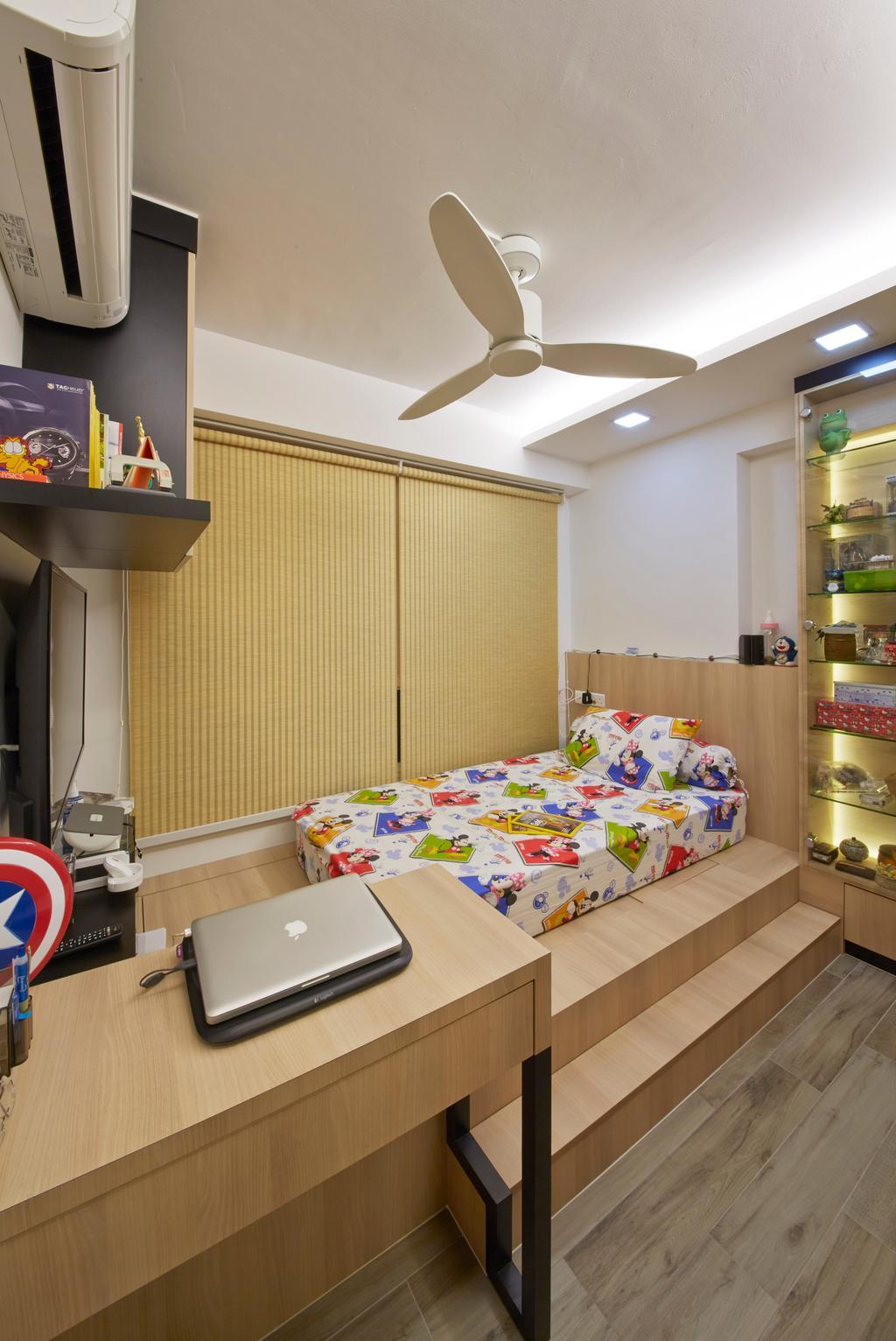 Hdb Study Room Design Ideas: Interior Design Singapore