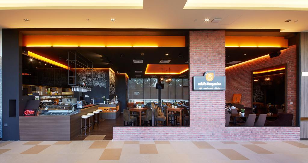 White Tangerine, Commercial, Interior Designer, Carpenters 匠, Contemporary, Tile, Food, Food Court, Restaurant