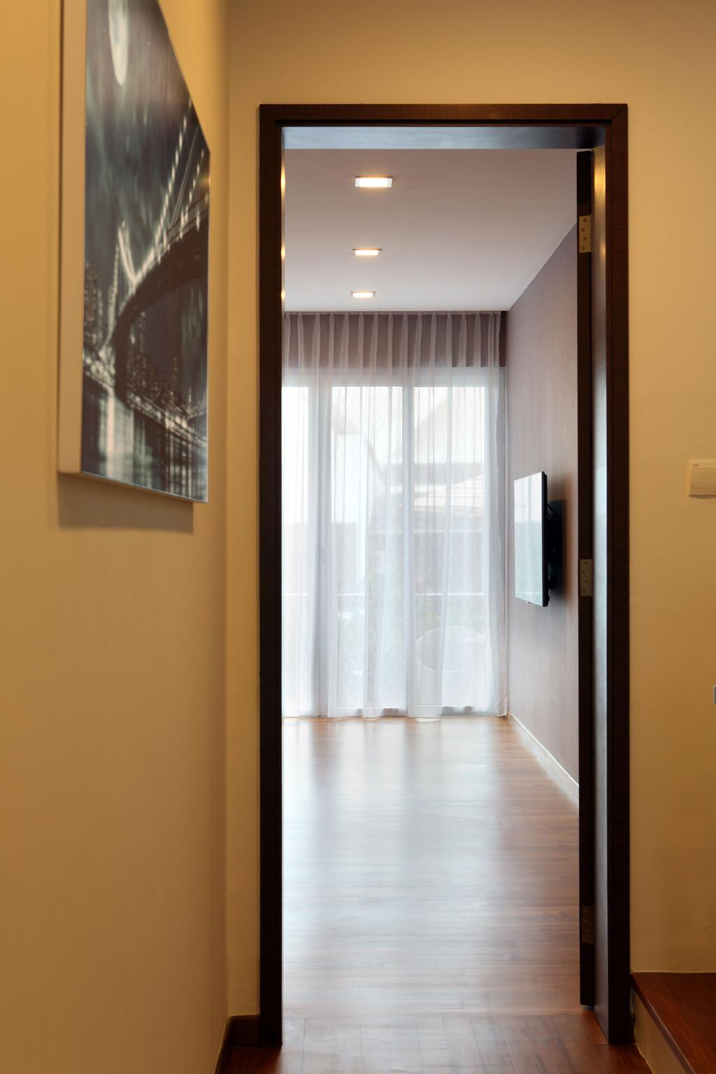 Contemporary, Landed, Bedroom, Lorong Salleh (Block 16A), Interior Designer, The Scientist, Modern