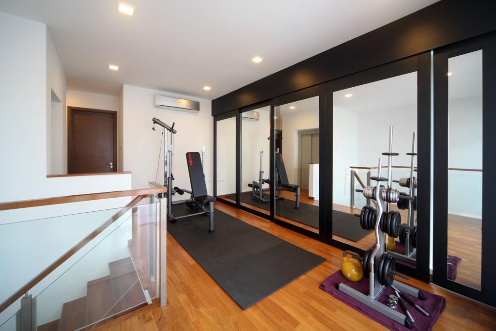 Contemporary, Landed, Living Room, Lorong Salleh (Block 16A), Interior Designer, The Scientist, Modern, HDB, Building, Housing, Indoors, Loft