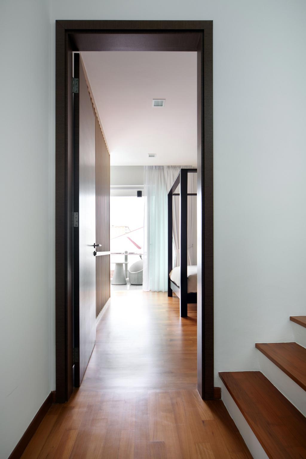 Contemporary, Landed, Bedroom, Lorong Salleh (Block 16A), Interior Designer, The Scientist, Modern