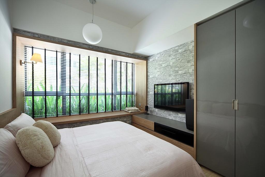 Modern, Condo, Bedroom, The Gale, Interior Designer, The Scientist, Scandinavian, Indoors, Interior Design