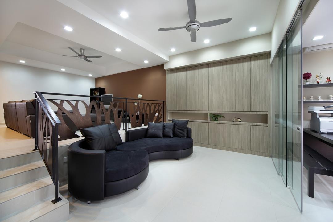 Jalan Ismail Living Room Interior Design 6