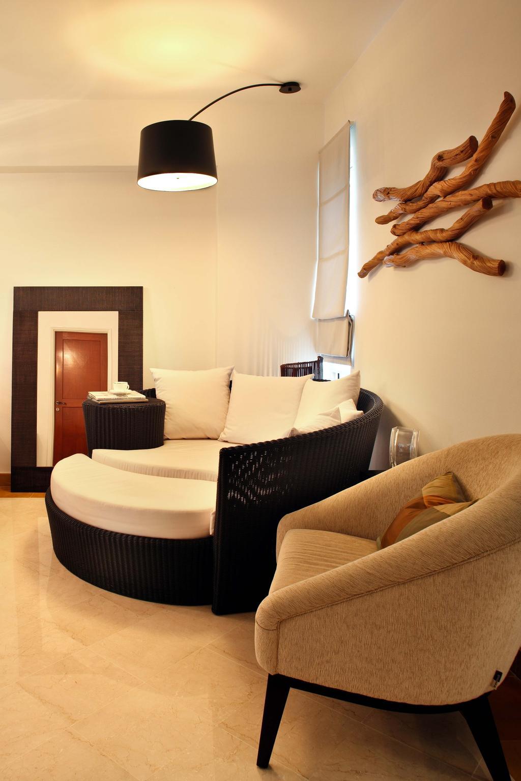 Traditional, Condo, Living Room, Emerald Garden, Interior Designer, The Scientist, Couch, Furniture