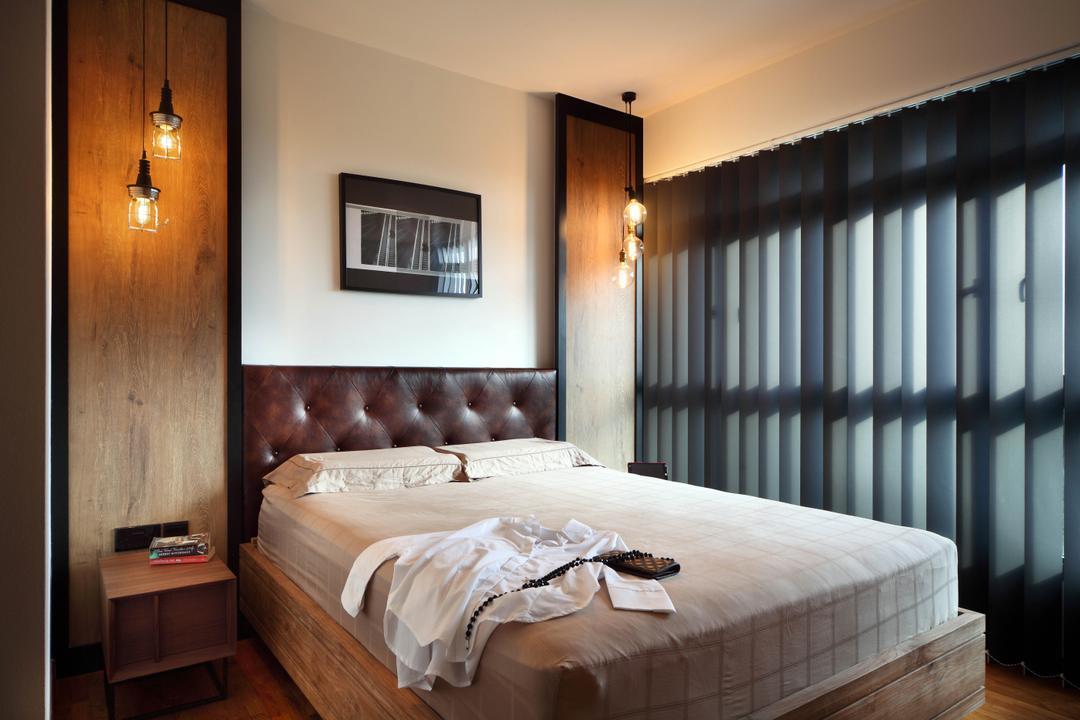 Leather Headboard Interior Design Singapore Interior Design Ideas