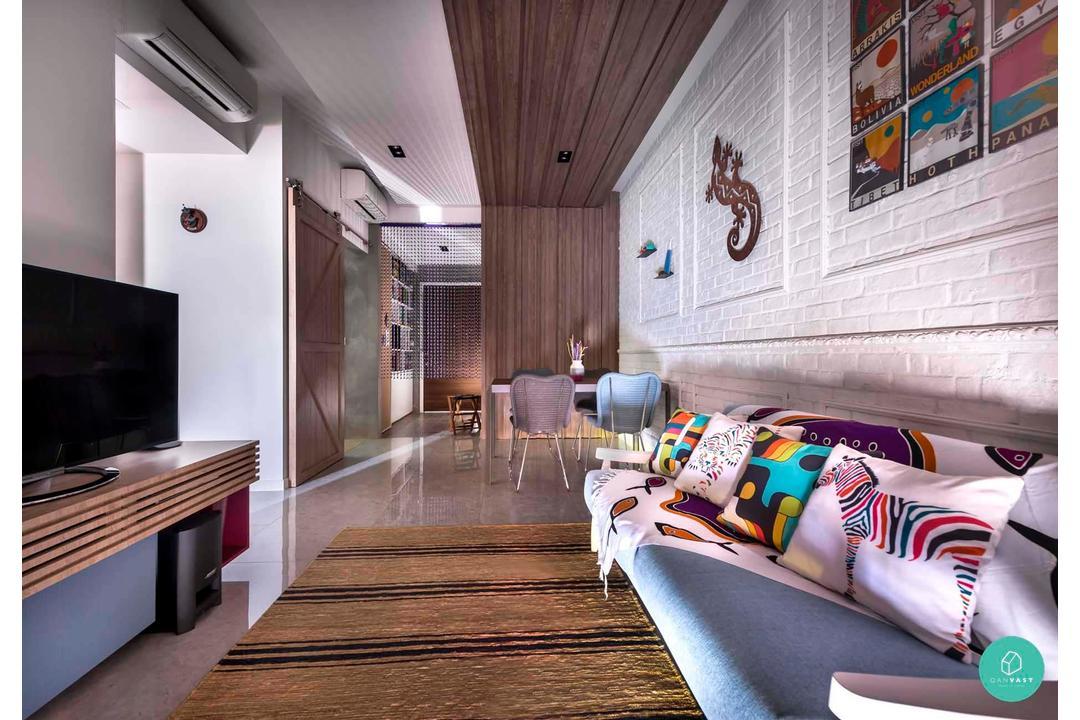 Prozfile Canberra Residence