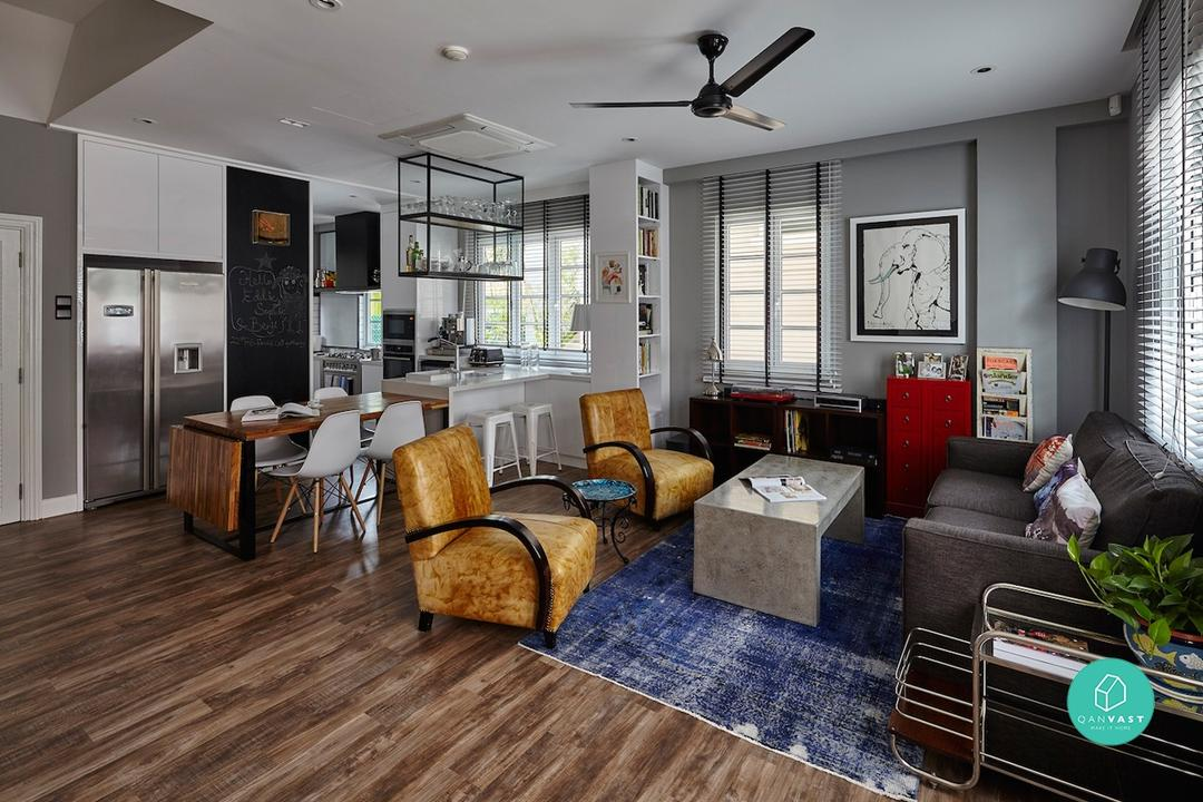 10 Homes That Are Way Cooler Than Your Hipster Cafe