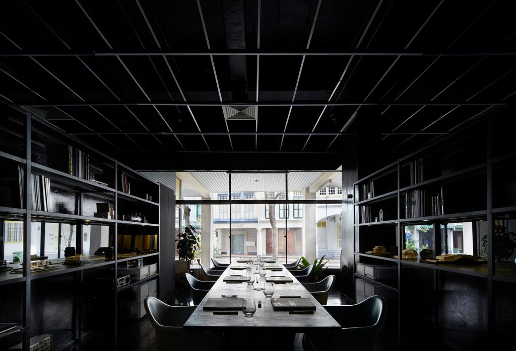 Solid with Asolidplan, Commercial, Architect, asolidplan, Contemporary, Natural Lightings, Office With Natural Lightings, Conference Room, Indoors, Meeting Room, Room, Appliance, Electrical Device, Oven