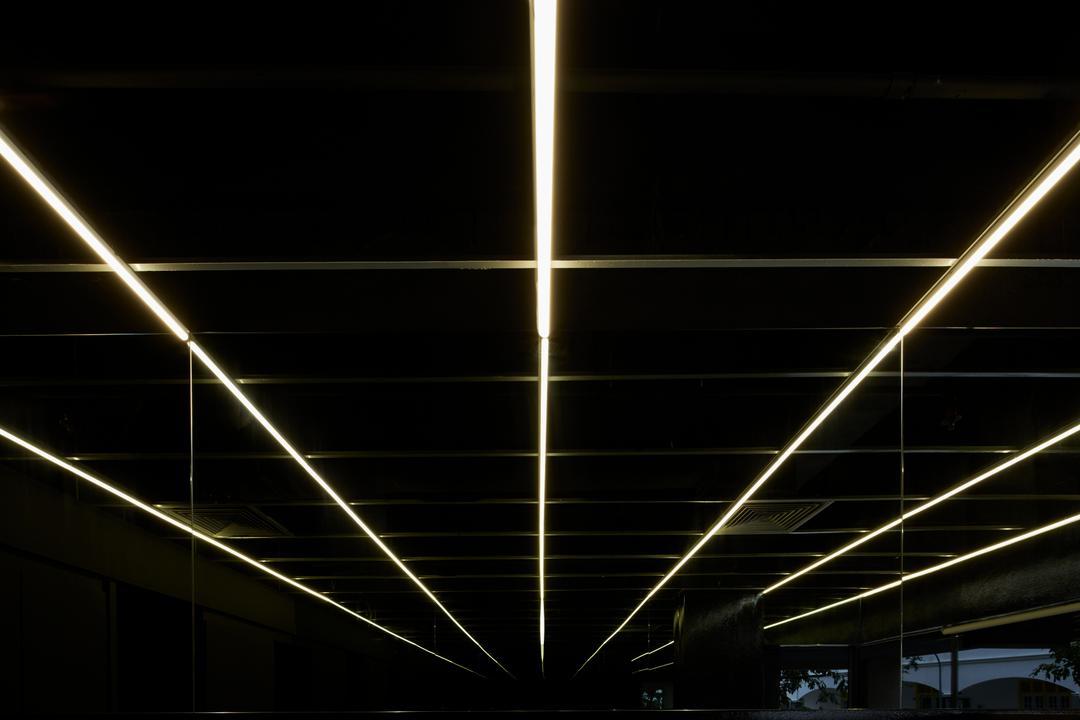 Solid with Asolidplan, asolidplan, Contemporary, Commercial, Unique Lightings, Unique Office Lights, Office Lightings, Showroom Lightings, Ceiling Lights, Freeway, Overpass, Road