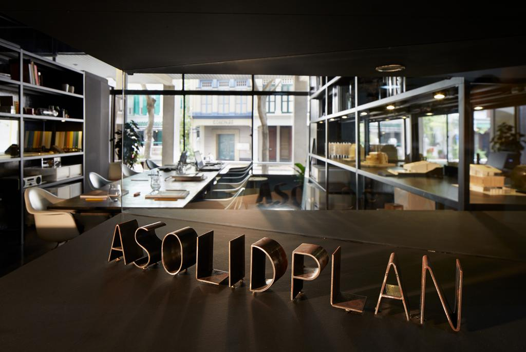 Solid with Asolidplan, Commercial, Architect, asolidplan, Contemporary, Office, Showroom, Showflat, Commercial Design, Showflat Design, Showroom Design, Office Design, Asolidplan Office