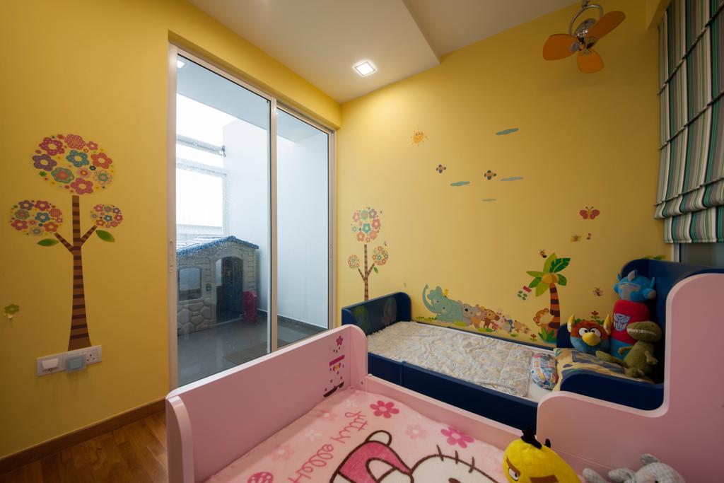 Contemporary, Condo, Bedroom, One Canberra, Interior Designer, Edge Interior, Indoors, Room, Couch, Furniture