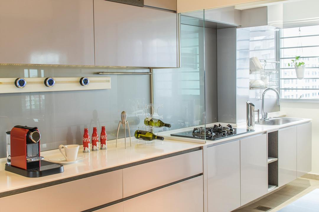 Kitchen Drawers Interior Design Singapore Interior