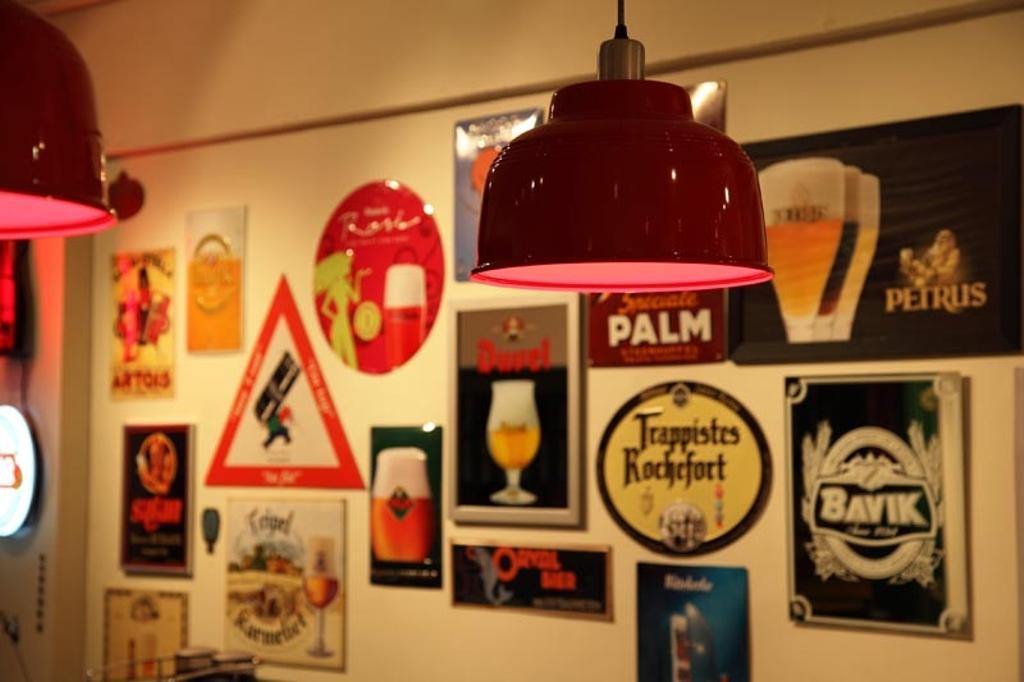 Binjai, Commercial, Interior Designer, Fineline Design, Hanging Lights, Wall Stickers, Bowl