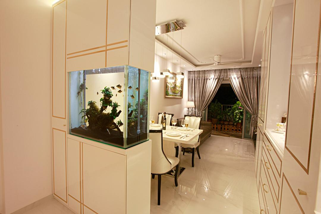 Aquarium | Interior Design Singapore | Interior Design Ideas