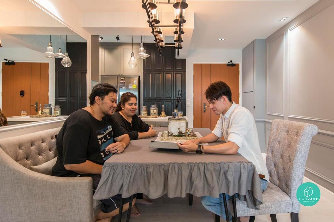 Renovation Journey: A Romance With French Living