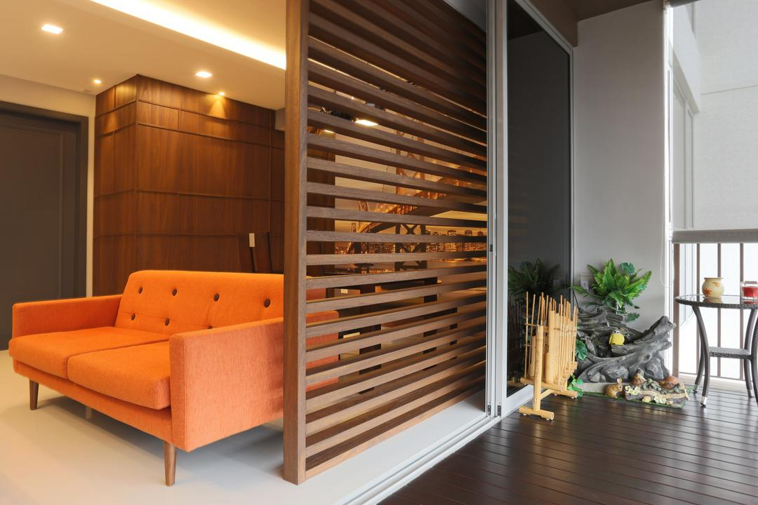 Wood Partition Interior Design Singapore Interior