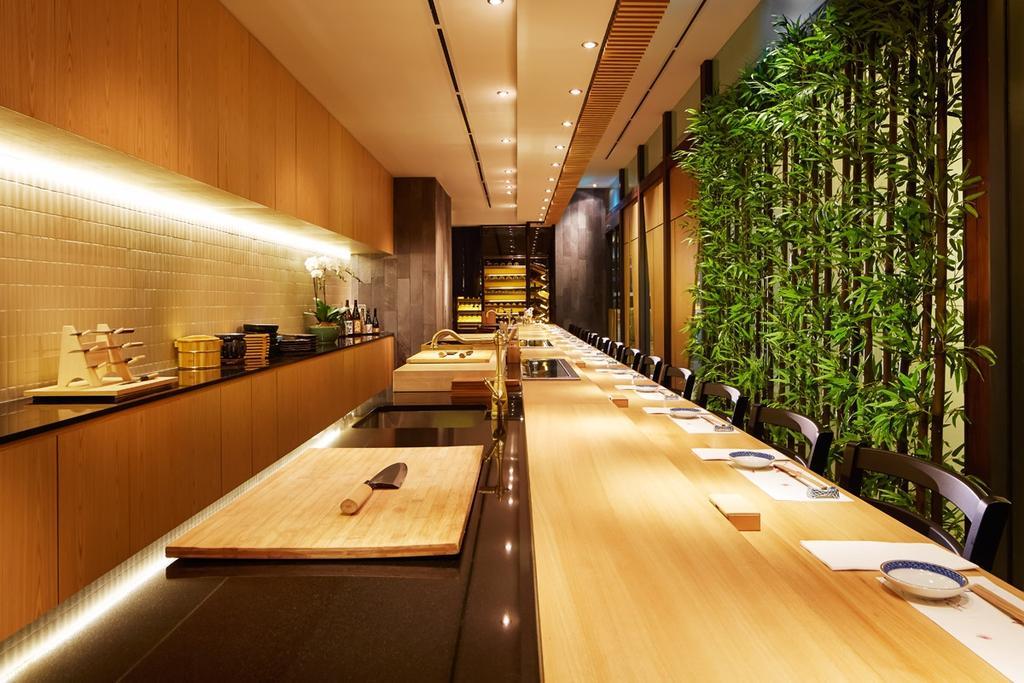 Sushi Jin, Commercial, Interior Designer, Fineline Design, Traditional, Flora, Jar, Plant, Potted Plant, Pottery, Vase, Conference Room, Indoors, Meeting Room, Room
