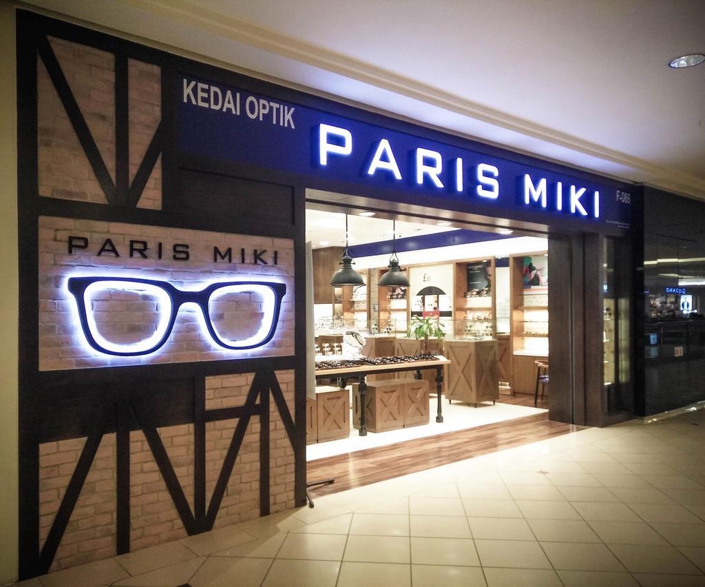 Paris Miki, Commercial, Interior Designer, Double Art Design Studio, Contemporary