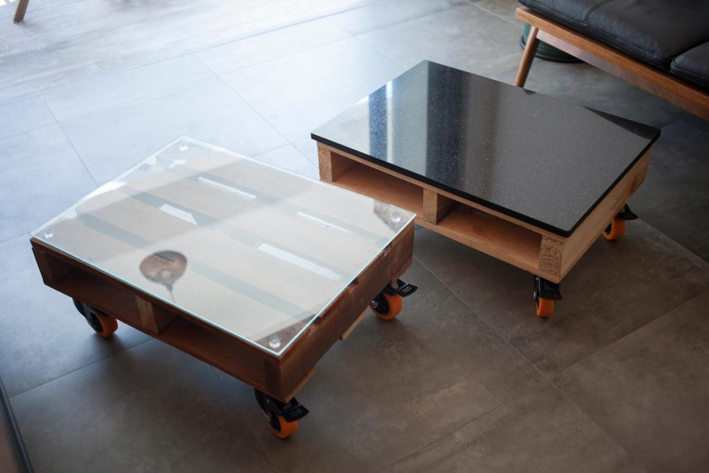 Industrial, Condo, Lakepoint (Block 10), Interior Designer, Voila, Coffee Table, Furniture, Table
