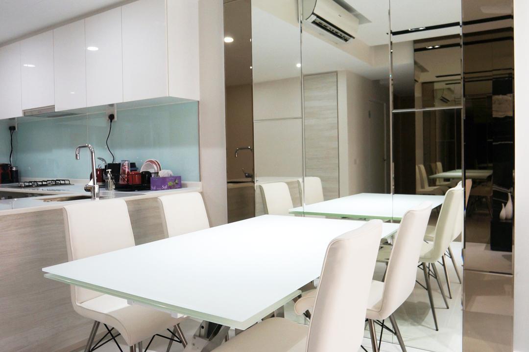 Dining Room Mirror Interior Design Singapore Interior Design Ideas