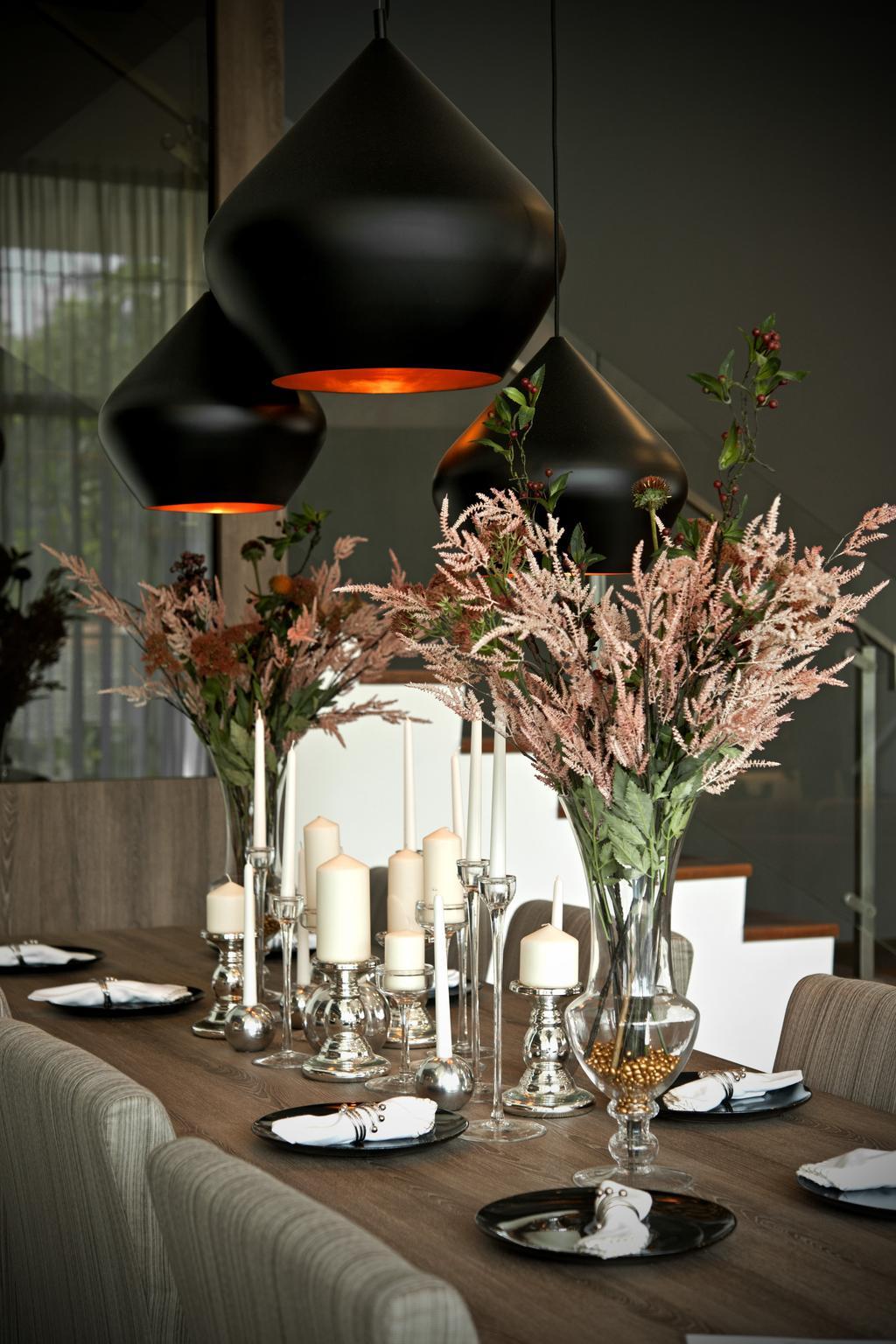 Modern, Landed, Dining Room, SuperLink-Templer Park, Interior Designer, SQFT Space Design Management, Bonsai, Flora, Jar, Plant, Potted Plant, Pottery, Tree, Vase